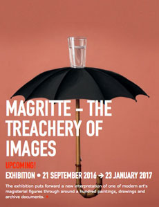 René Magritte : La trahison des images