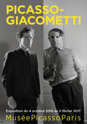 Picasso - Giacometti : Dialogue between two masters